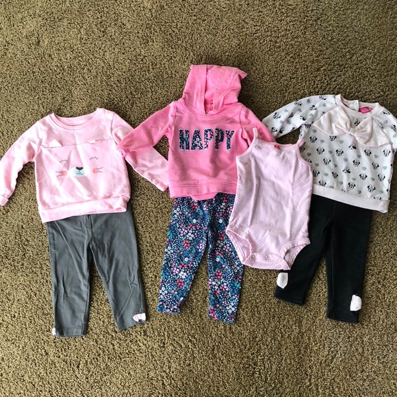 Disney Other - Baby girl outfits